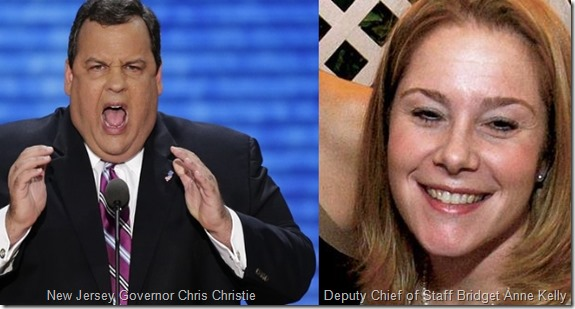Barbara Buono New Jersey Governor Chris Christie Throws Bridget Anne Kelly Under The Bus