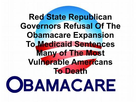 Medicaid Expansion Obamacare