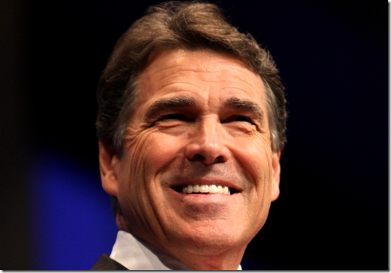 Rick Perry Obamacare Medicaid Expansion op-ed