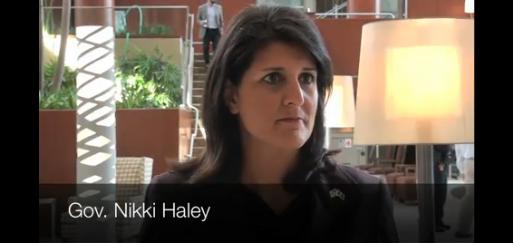 Nikki Haley union South Carolina
