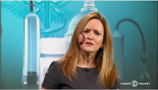 Samantha Bee Penis Pump