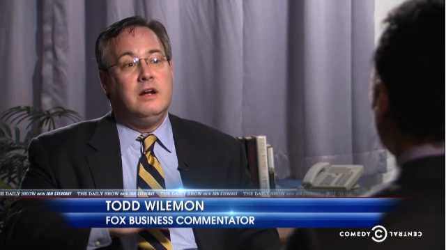 healthcare Todd Wilemon