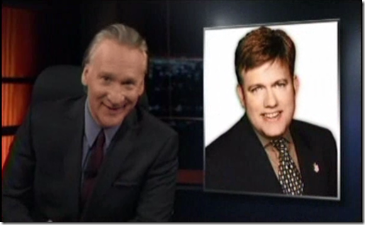 Bill Maher Language Wordsmith