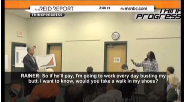 Dennis Ross Minimum Wage