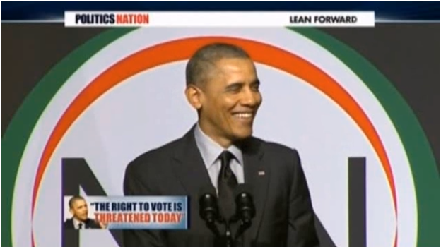 President Obama Birthers National Action Network