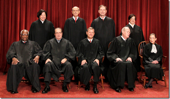 McCutcheon Supreme Court