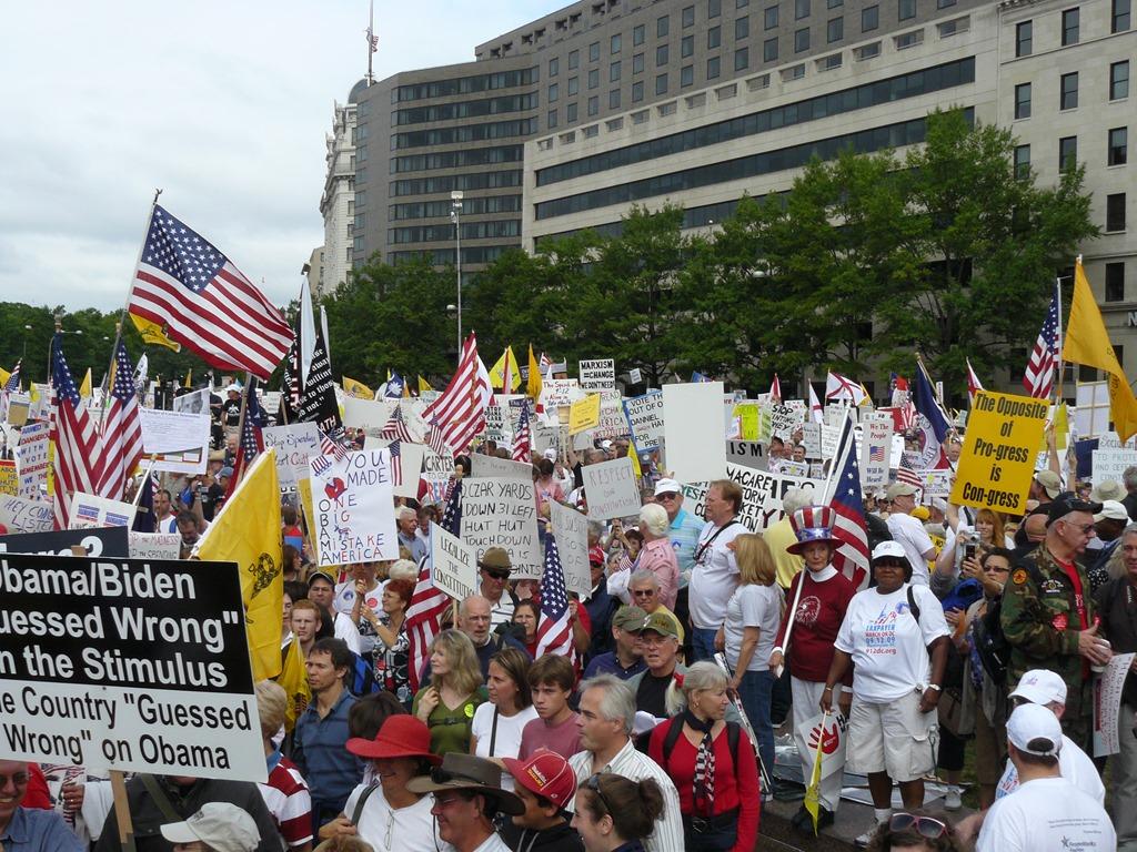 Tea Party Progresssives