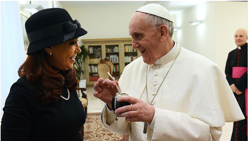 Pope Francis Redistribution