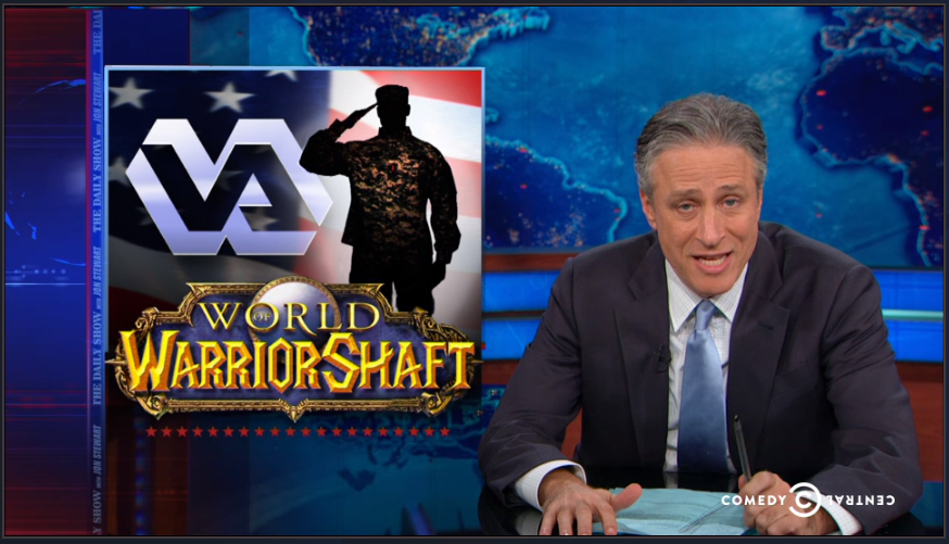 Jon Stewart Veteran