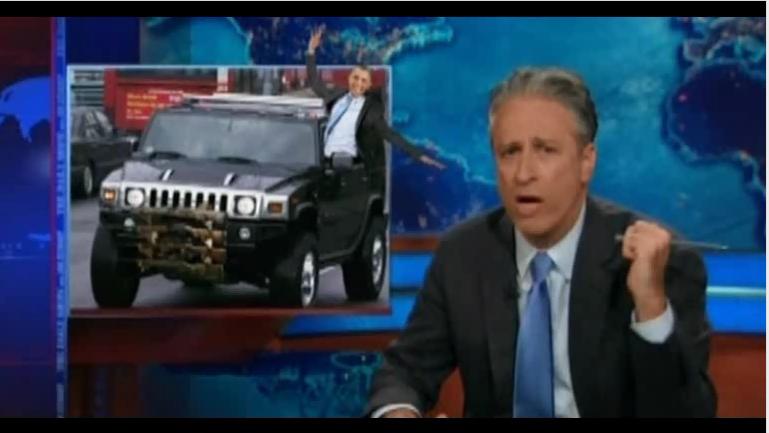 Jon Stewart Climate Change Jeff Sessions