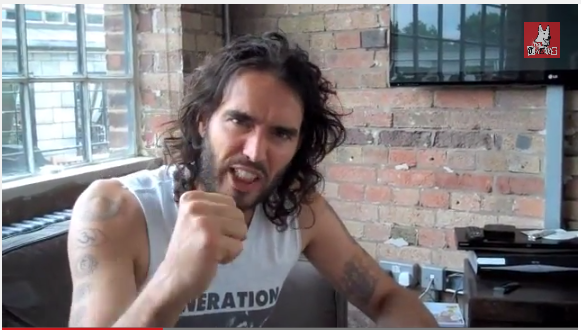 Russell Brand, ISIS, Justice Jeanine,Fox News