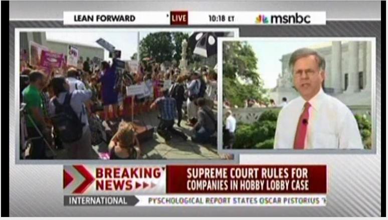 Supreme Court, Hobby Lobby