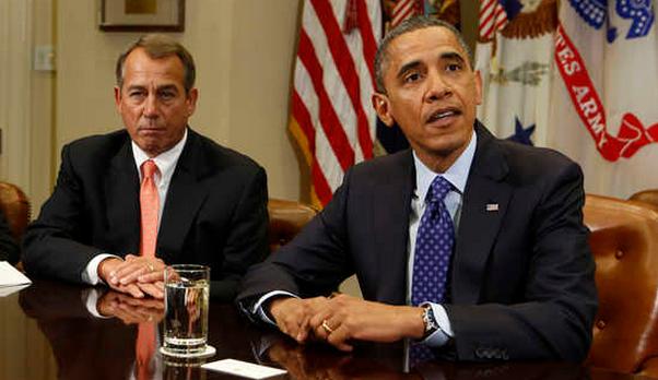 John Boehner President Obama