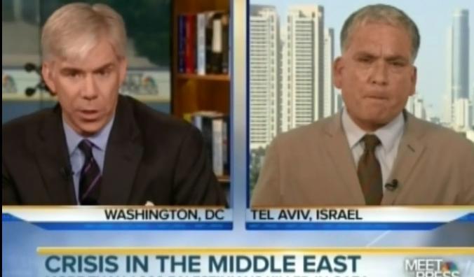David Gregory, Chris Gunness, UN School Bombing, Israeli video,rockets,missiles