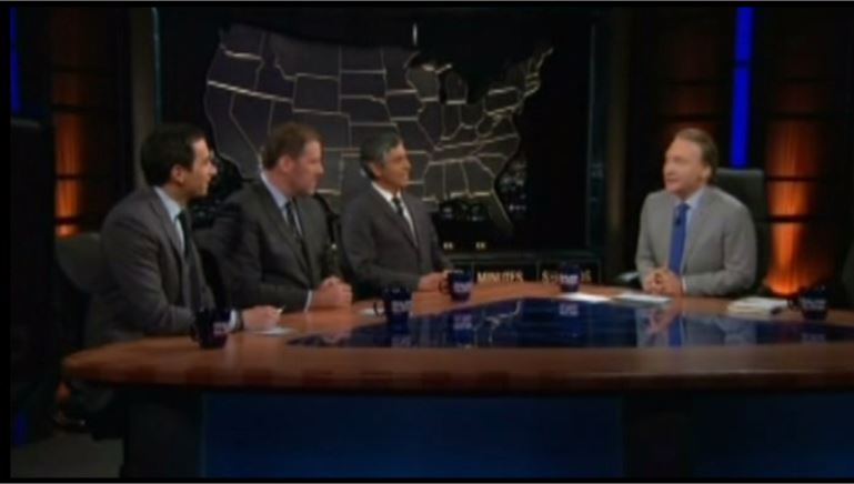Bill Maher,Israel, We cannot afford this shit