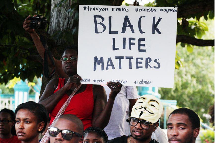Black Life, Black men
