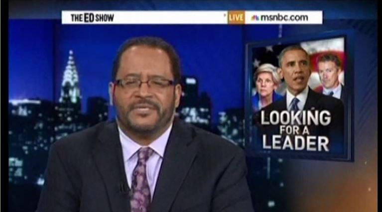 Michael Eric Dyson President Obama