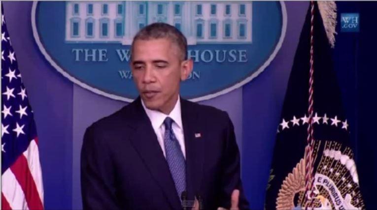 Obama We tortured some folk