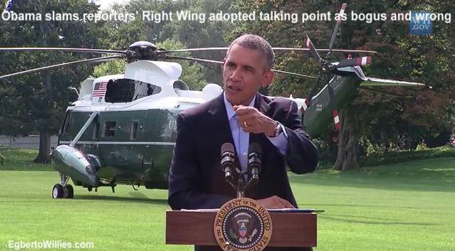 President Obama on Iraq