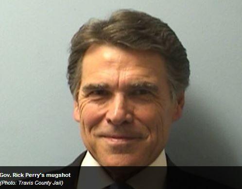 Rick Perry Mug Shot