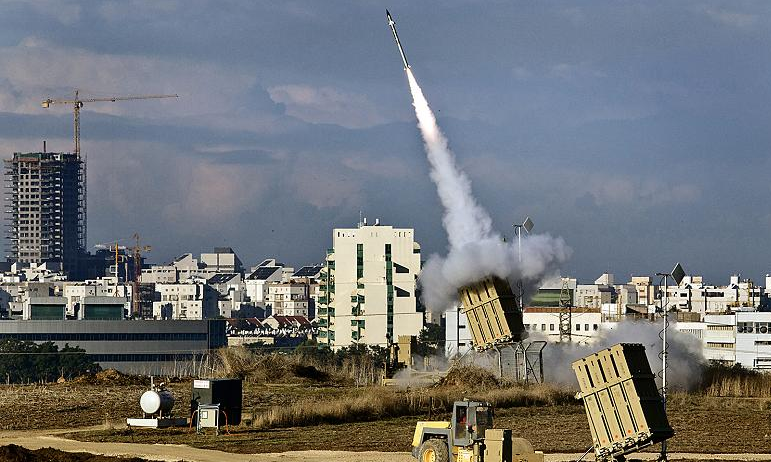 Israel Iron Dome Taxpayer dollars