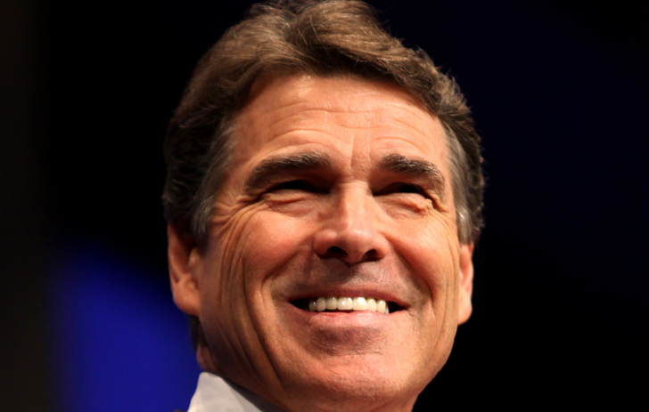 Rick Perry Indicted