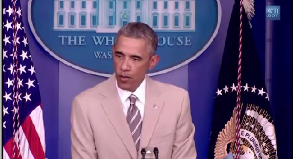 President Obama no strategy on ISIS ISIL