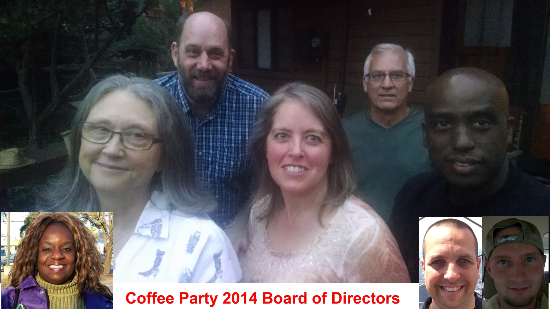 Coffee Party Board of Directors