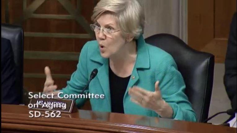 Elizabeth Warren Student Loan Servicer