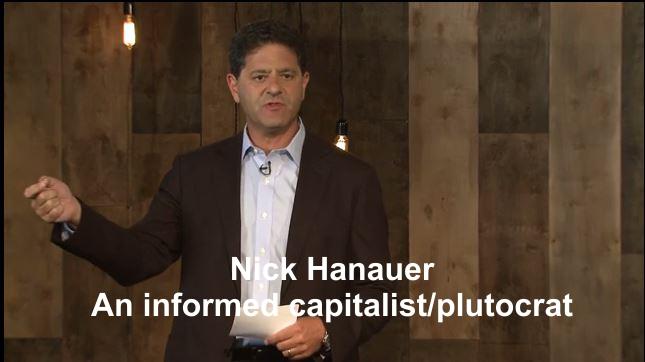 Nick Hanauer TED Talk Plutocrats Pitchforks Capitalists