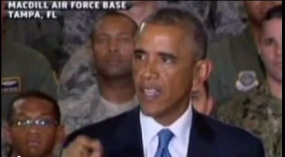 Obama on ground war against ISIS ISIL