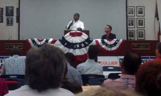 Steve Brown Railroad commissioner candidate
