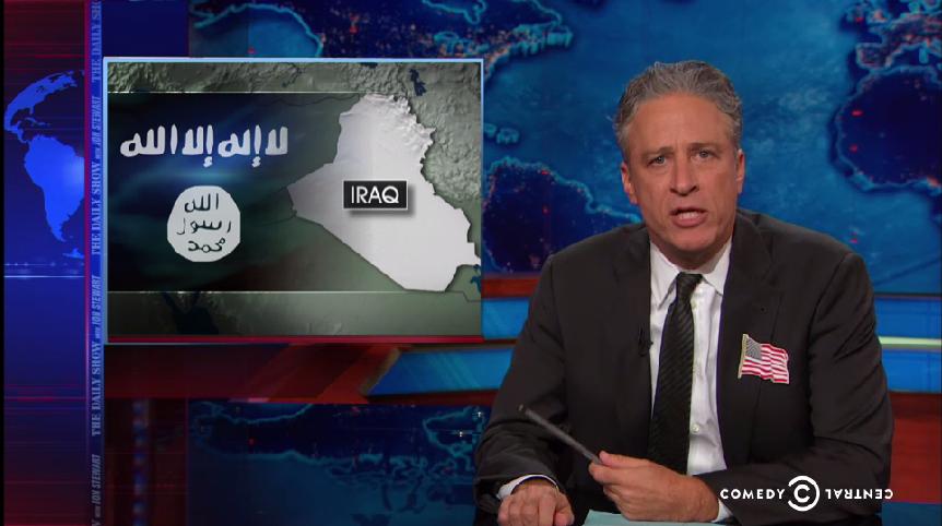 John Stewart ISIL ISIS war