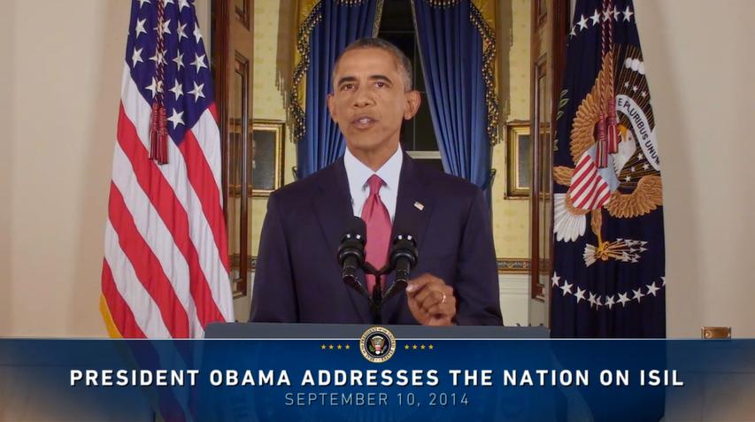 President Obama ISIS ISIL