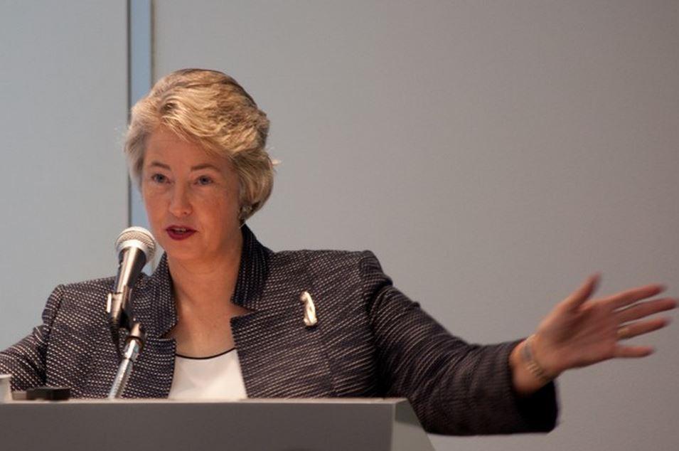 Annise Parker Mayor of Houston