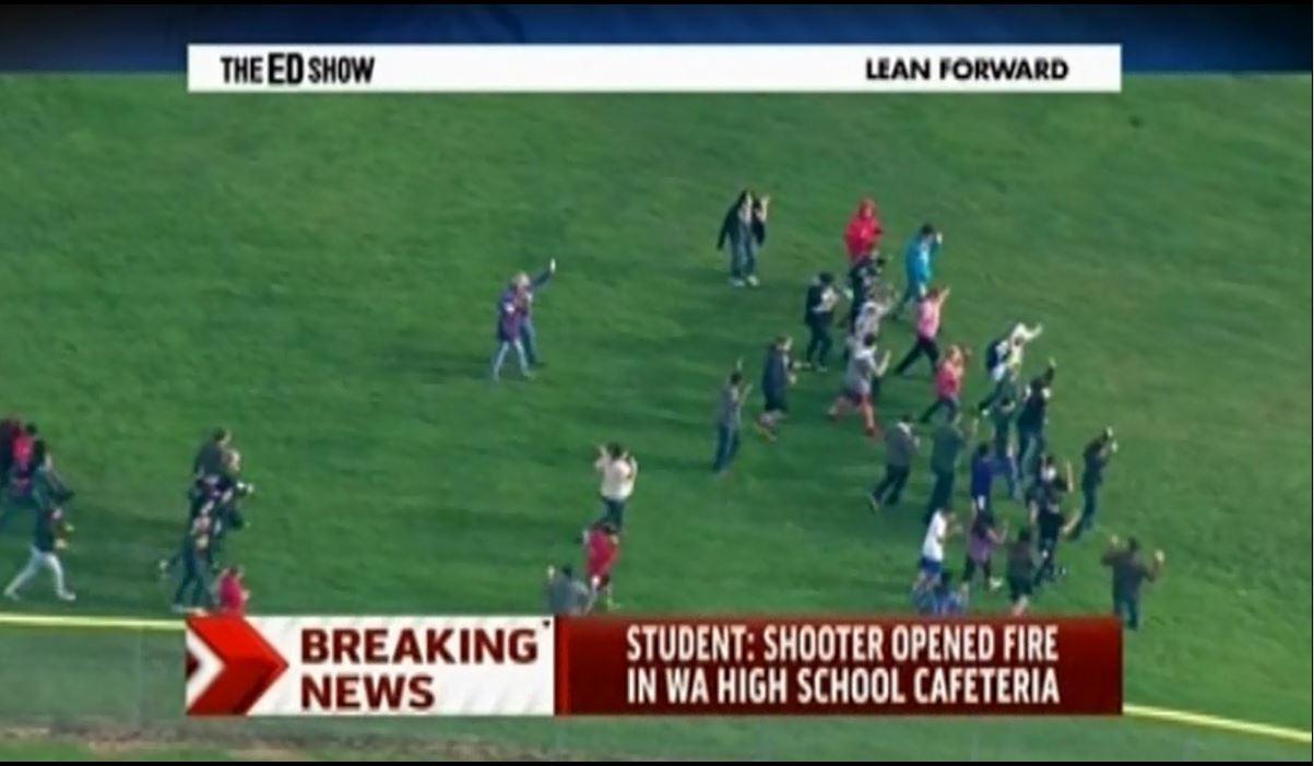 School Shooting Marysville Washington