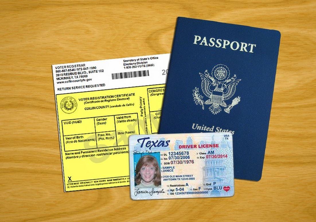 Texas voter ID Law