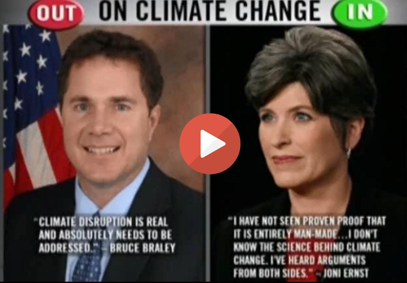 Bill Maher Climate Denying Senators