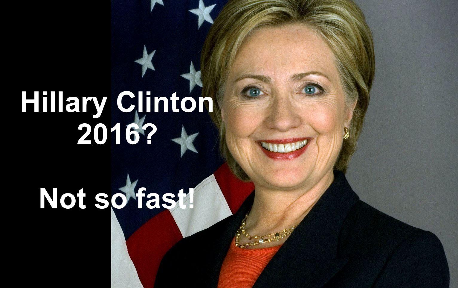 Hillary Clinton 2016 Democrats