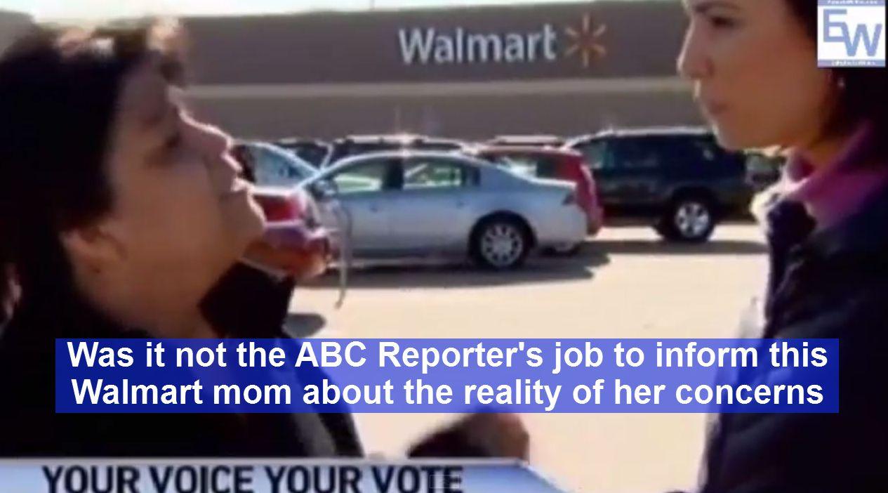 Media, Walmart, mom, Liberal Media