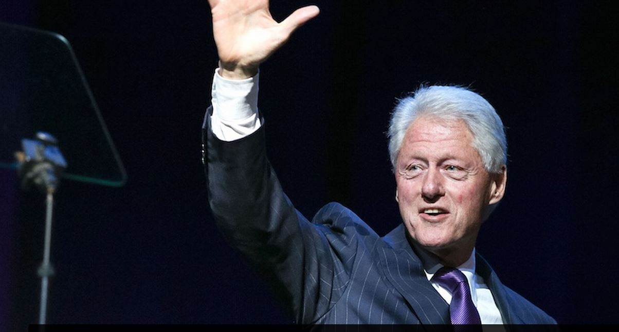 President Bill Clinton TNR The New Republic