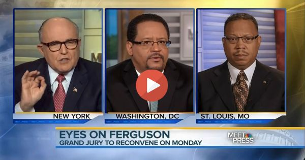 Rudy Giuliani slammed by Michael Eric Dyson for racist comments