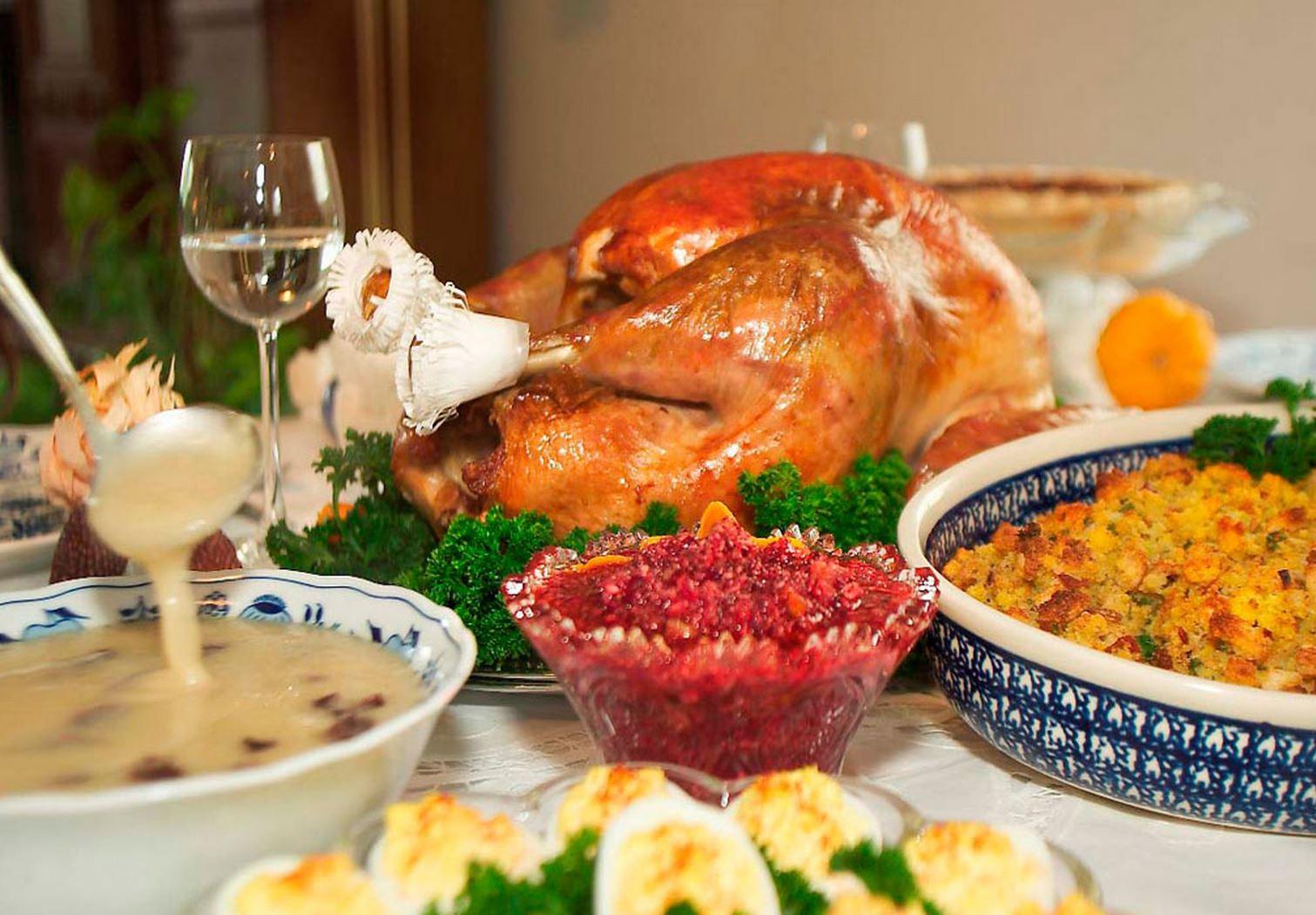 Thanksgiving Christmas Hanukah