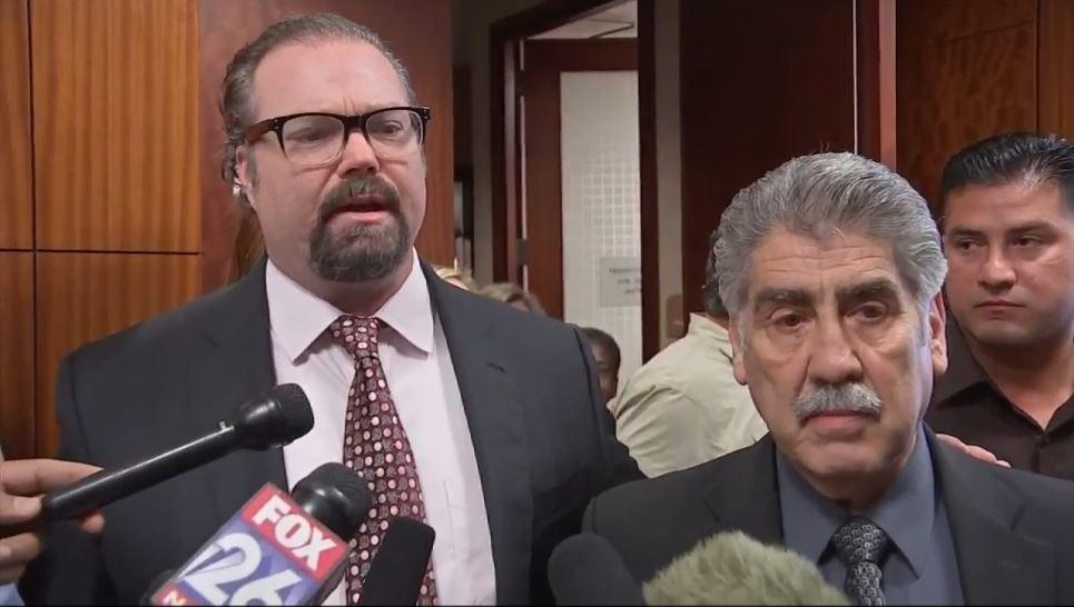 Contable Victor Trevino guilty