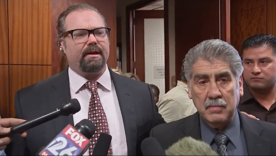 Harris County Precinct 6 Constable Victor Trevino entered a guilty plea (VIDEO)