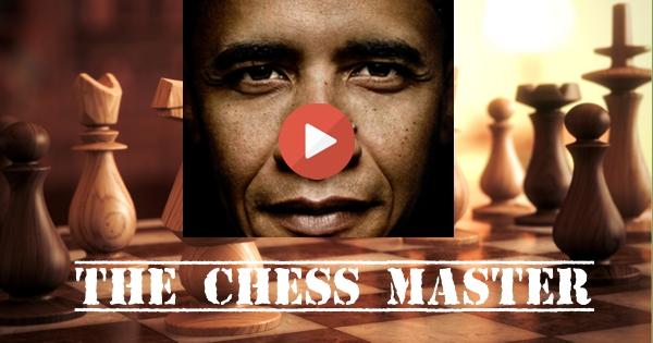 Chess master Obama 2