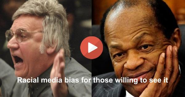 James Traficant, Marion Barry, racial media bias