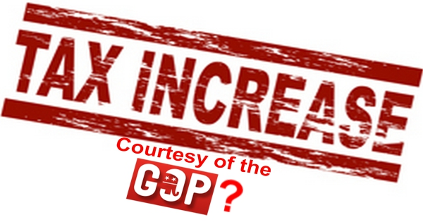 GOP Republican Governors Raising Middle Class Taxes