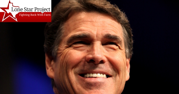 Rick Perry Texas Lone Star Project