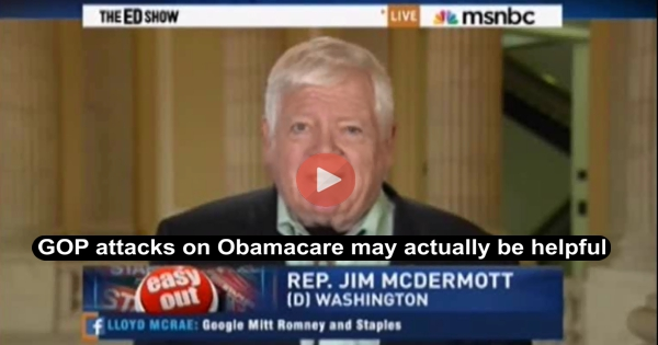 Obamacare attacks by GOP may be helpful